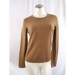 Brooks Brothers 346 Brown Wool Sweater